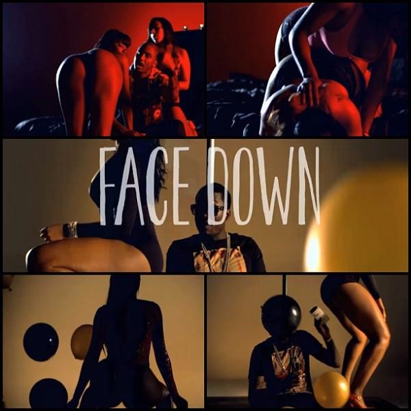 Meek Mill featuring Wale, Trey Songz & DJ Sam Sneak - Face Down