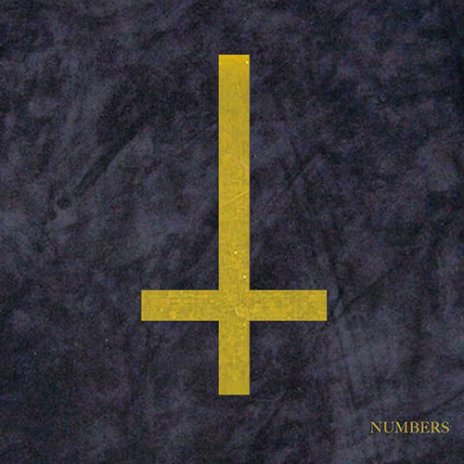MellowHype - Numbers (Album Cover)