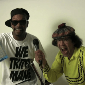 Nardwuar vs. Juicy J