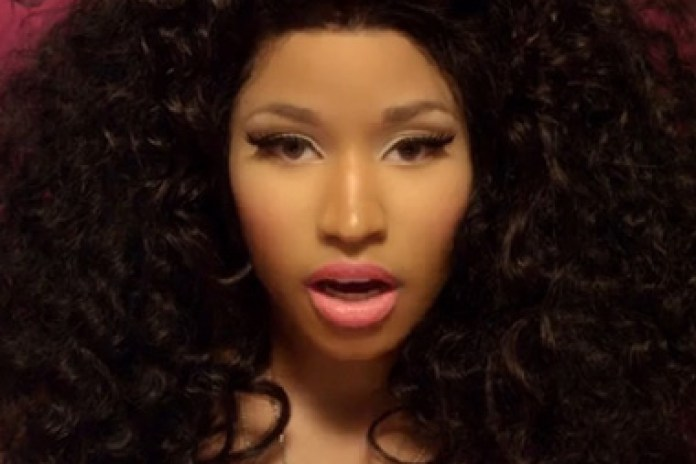Nicki Minaj featuring Cam'ron & Rick Ross - I Am Your Leader