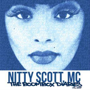Nitty Scott, MC featuring Kendrick Lamar - Flower Child