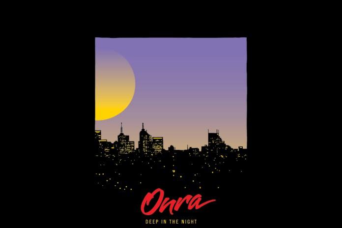 Onra featuring Chuck Inglish – Hold Tight