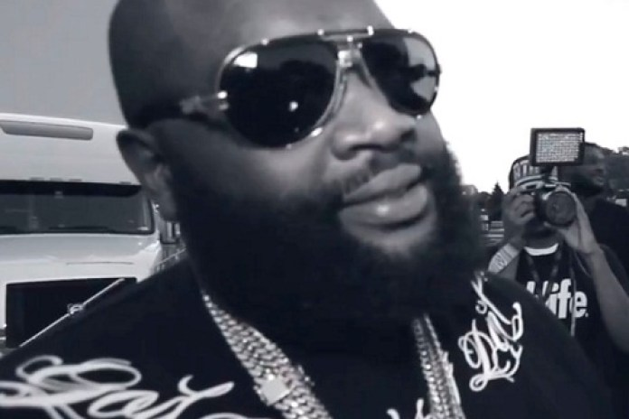 Rick Ross at Drake's OVO Fest