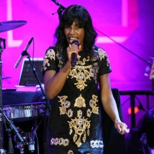 Santigold Performs Three Songs on The Colbert Report