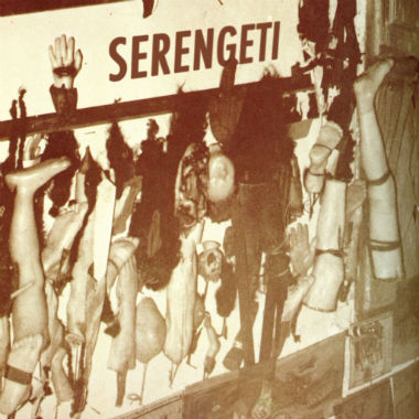 Serengeti featuring Tobacco - Be a Man