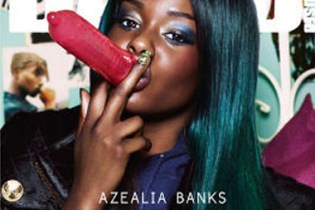 The Azealia Banks Covers Dazed & Confused