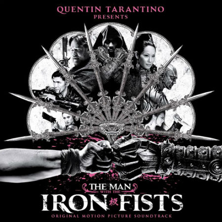 The Man with the Iron Fists Soundtrack (Artwork x Tracklist)