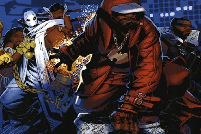 Unreleased Images from Wu-Tang's Comic Book Surface