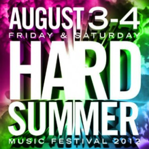 Winner Announcement! Win 2 Tickets for HARD Summer Fest in Los Angeles!