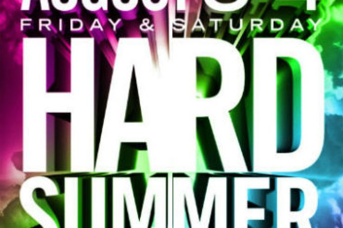Win Two Tickets for HARD Summer Fest in Los Angeles!