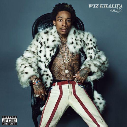 Wiz Khalifa - O.N.I.F.C. (Album Cover)