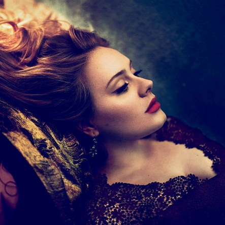 Adele Confirmed for James Bond 'Skyfall' Theme