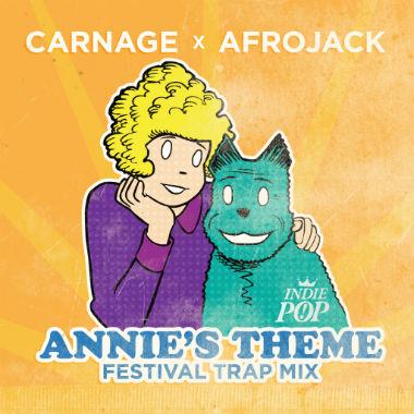 Afrojack - Annie's Theme (Carnage Festival Trap Remix)
