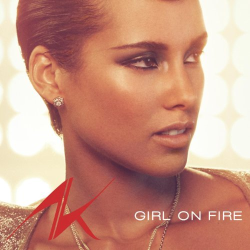 Alicia Keys – Girl on Fire (Original & Blue Light Versions)