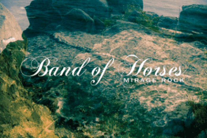 Band of Horses - Mirage Rock (Full Album Stream)