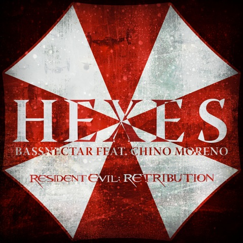 Bassnectar featuring Chino Moreno – Hexes