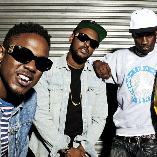 DJ Kay Slay featuring Black Hippy (Kendrick Lamar, ScHoolboy Q & Jay Rock) - Highway To Hell
