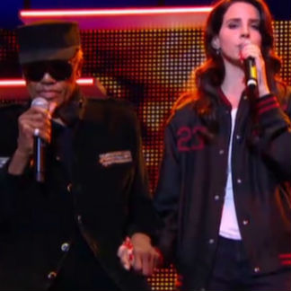 Bobby Womack x Lana Del Rey - Dayglo Reflection (Live on 'Le Grand Journal')
