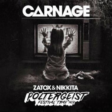 HYPETRAK Premiere: Zatox & Nikkita - Poltergeist (Carnage Festival Trap Remix)