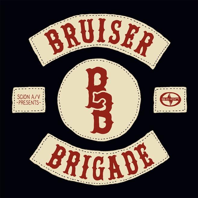 Danny Brown - Bruiser Brigade EP (Download & Stream)