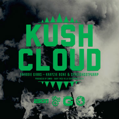 Freddie Gibbs featuring Krayzie Bone & SpaceGhostPurrp - Kush Cloud