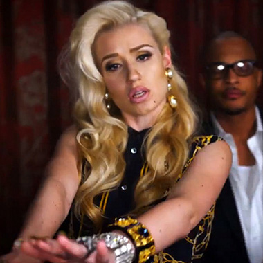 Iggy Azalea featuring T.I. - Murda Bizness (Behind The Scenes)