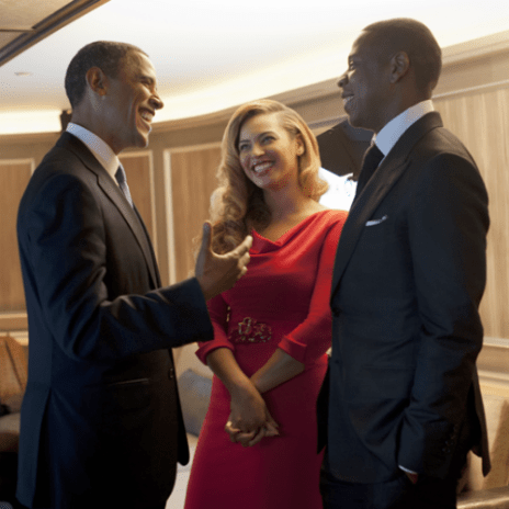 Jay-Z & Beyoncé Raise $4 Million for Barack Obama in Fundraiser