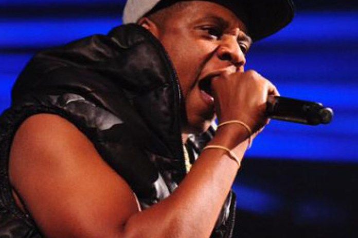 Jay-Z Performs New Verse at Barclays Center