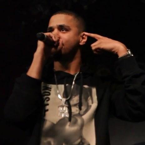Kendrick Lamar Brings Out J. Cole in North Carolina