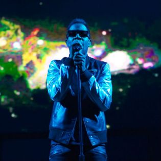 """KiD CuDi Previews New Song """"King Wizard"""""""