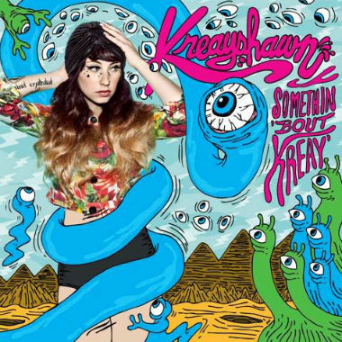 Kreayshawn's 'Somethin 'Bout Kreay' Sells 3.9K in First Week