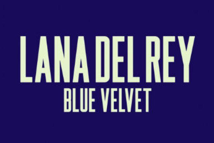 Lana Del Rey - Blue Velvet (Penguin Prison Remix)