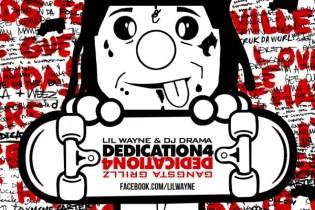 Lil Wayne - Dedication 4 (Mixtape)