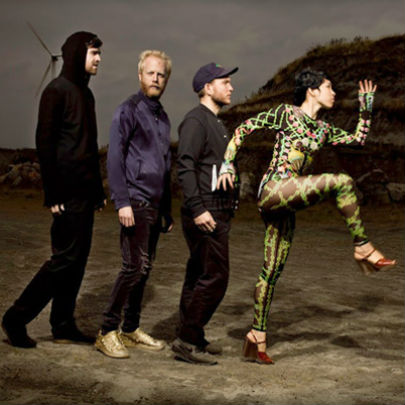 Little Dragon - Little Man (Acoustic Performance in Cape Town, South Africa)