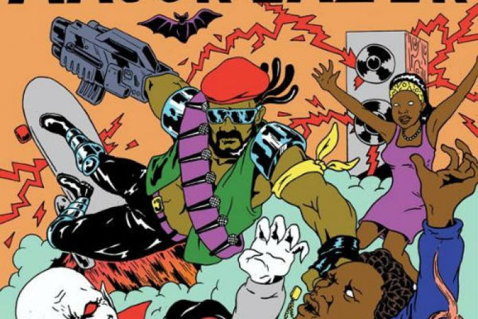 Major Lazer Push Back Album Release