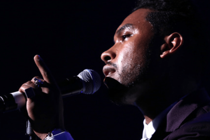 Miguel - iTunes Festival 2012 Performance