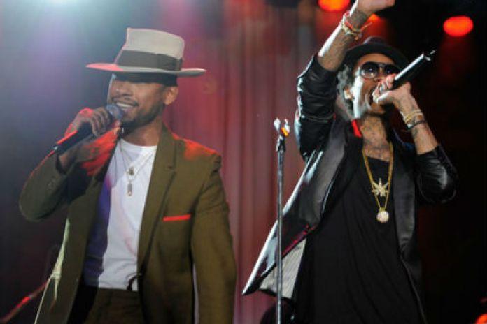 Miguel featuring Wiz Khalifa - Adorn (Remix)