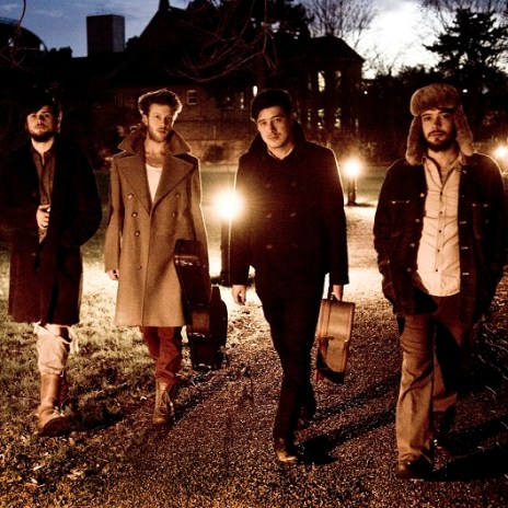 "Mumford and Sons Set for Record Breaking First Week Sales in U.S. for ""Babel"""