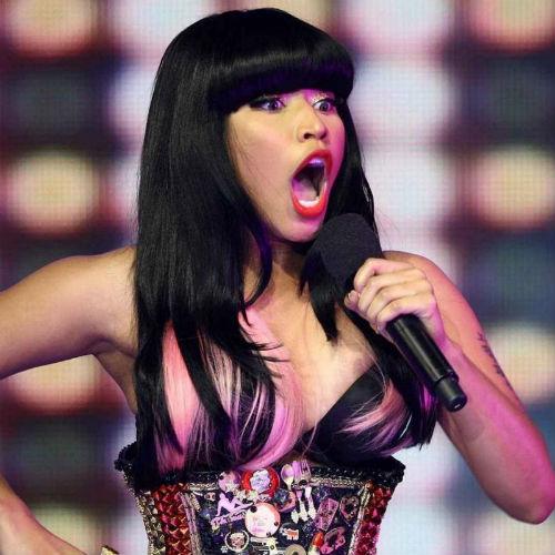 Nicki Minaj Named Judge on 'American Idol'
