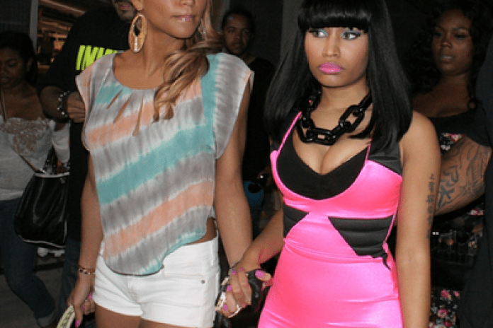 Nicki Minaj featuring Cassie - The Boys