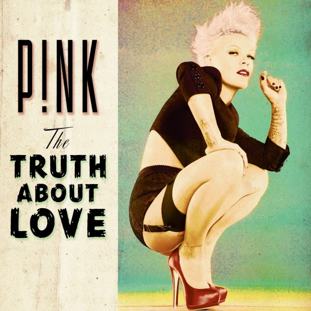 P!nk featuring Eminem - Here Comes The Weekend
