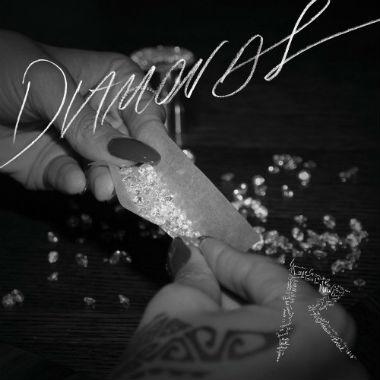 Rihanna - Diamonds (Single Artwork)
