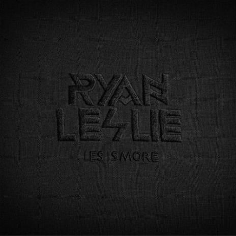 Ryan Leslie - Les Is More (Artwork & Tracklist)