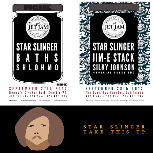 Star Slinger - Take This Up