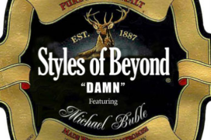 Styles of Beyond featuring Michael Buble - Damn