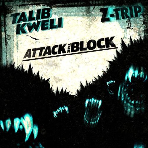 Talib Kweli - Attack The Block (Mixtape)