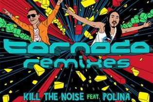 Tiësto & Steve Aoki – Tornado (Kill The Noise Remix featuring Polina)