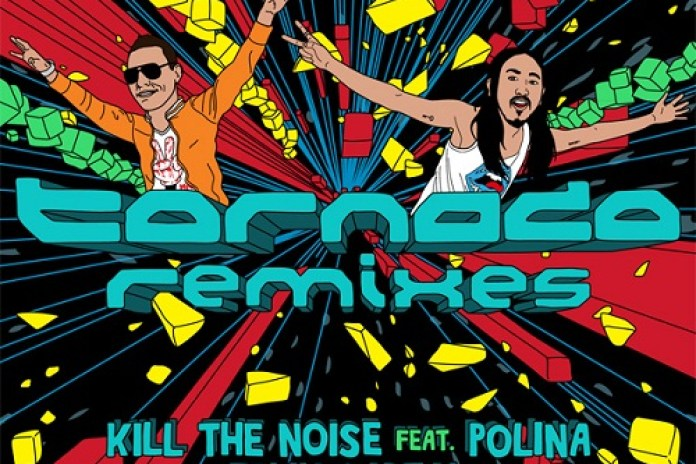 Tiësto & Steve Aoki – Tornado (Kill The Noise Remix featuring Polina)