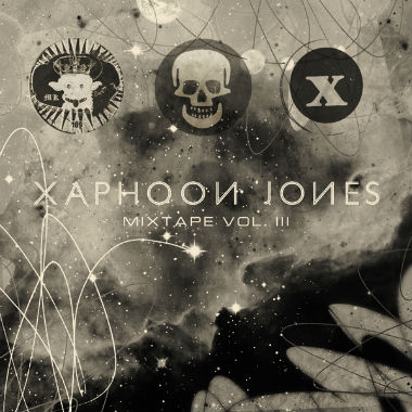 Xaphoon Jones - Xaphoon Jones Volume 3 (Mixtape)