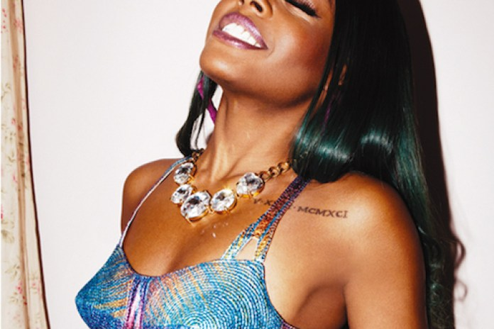 Azealia Banks Confirms Kanye West & Lady Gaga Collaborations